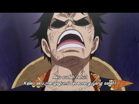 One Piece episode 720 - YouTube