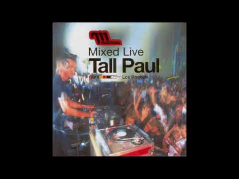 Tall Paul ‎– Mixed Live: Giant, Los Angeles