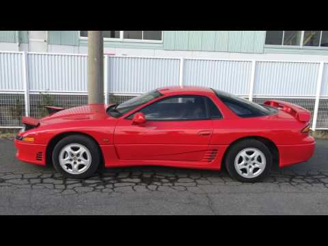 Mitusbishi GTO Twin Turbo (3000GT VR-4)