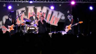 Freddy Cannon With Los Straitjackets@Screamin`Festival 2014
