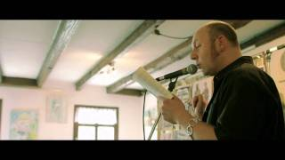 Zepp Oberpichler liest aus Gitarrenblut - Teil 1