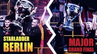 GRAND FINAL - Astralis vs Avangar - Starladder Berlin Major