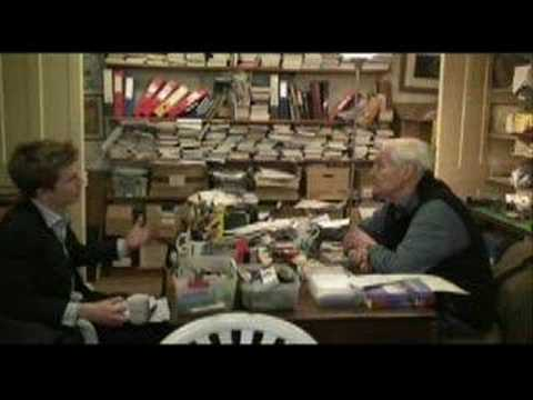 Tony Benn on the Lisbon Treaty (1)