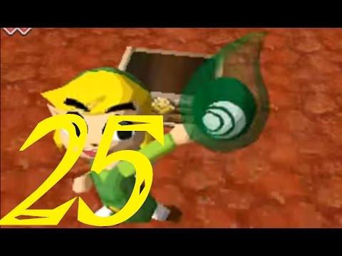 "That's the Spirit! | Zelda: Phantom Hourglass 100% Walkthrough ""25/35"" (No Commentary)"