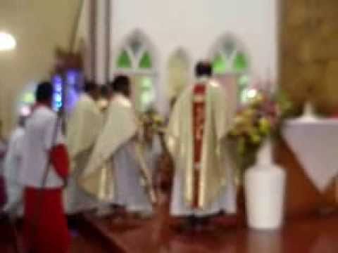 ST FRANCIS XAVIER CHURCH, ALUVA Video By HYGNES JOY PAVANA On 7th Dec , 2013