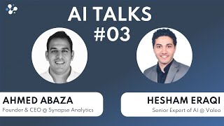 AI Talks Episode 3 - Hesham Eraqi