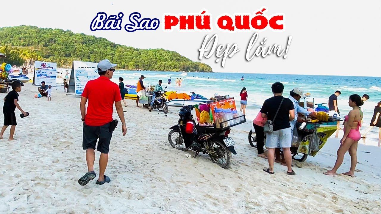 DU LỊCH BÃI SAO PHÚ QUỐC   Bãi biển Thiên đường có thật ở Việt Nam