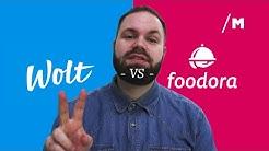 Ruokalähettien taistelu: Foodora vs. Wolt!