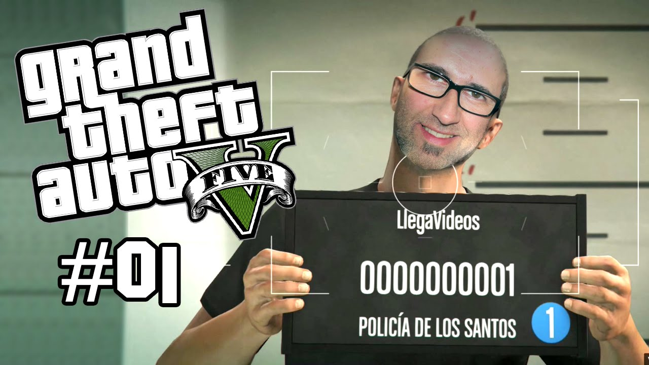 Creando personaje gta v pc llegavideos youtube for Cuarto personaje gta 5
