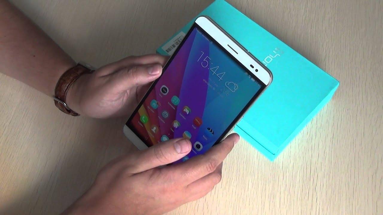 Видеообзор Huawei Honor 4X - YouTube