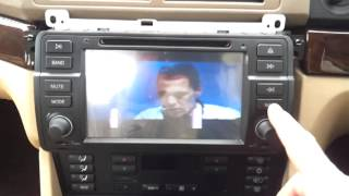Remote Control test for dvd gps unit bmw e46