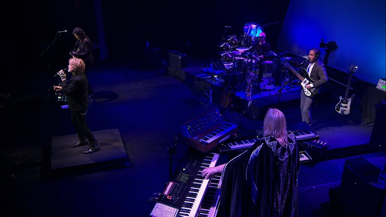 Download Yes - ARW - Live At The Apollo - 50th Anniversary 2018 - Full Concert