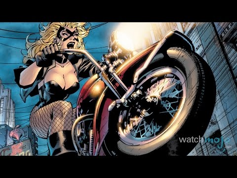 Top 10 Sexiest DC Female Comic Book Characters