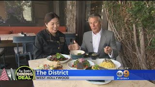 Tony's Table: The District In West Hollywood