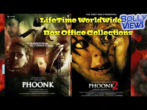 PHOONK 2008 & 2010 Bollywood Movie LifeTime WorldWide Box Office Collections Verdict Hit Or Flop
