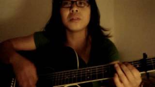 Savior Please - Josh Wilson - Acoustic cover