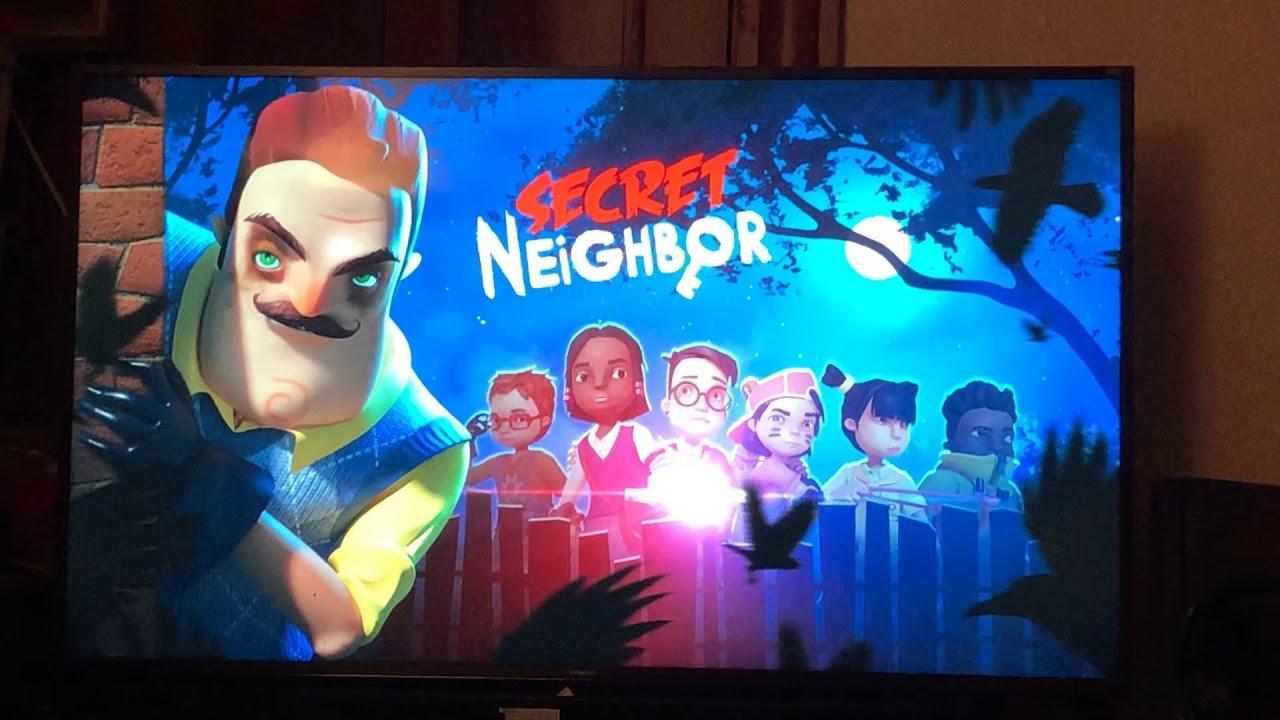 Secret neighbor - YouTube