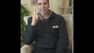 Akshay Kumar's Fitness Mantras for a Fit India | GOQii Play Exclusive
