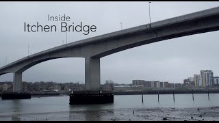 Inside The Itchen Bridge