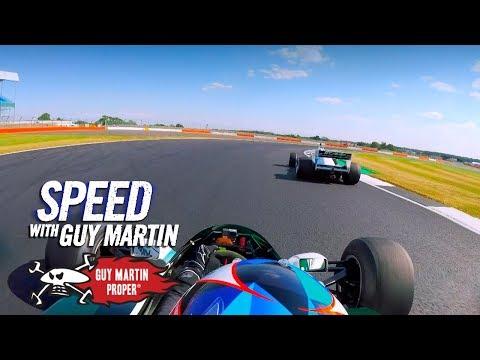 Guy Martin Vs Jenson Button - The Ultimate F1 Showdown - Speed With Guy Martin | Guy Martin Proper