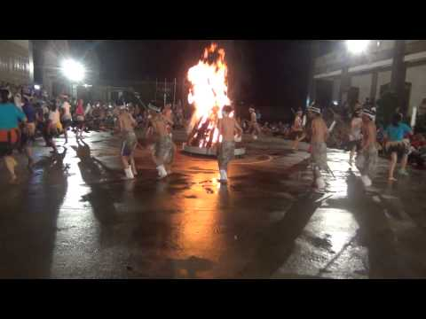 Bài khai mạc lửa trại - nhóm múa thiếu nhi Duyên Lãng