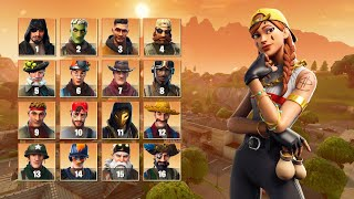 ADIVINATE THE SKIN OF FORTNITE BY THE COUPLE OF YOUR SET - PART #4 tusadivi