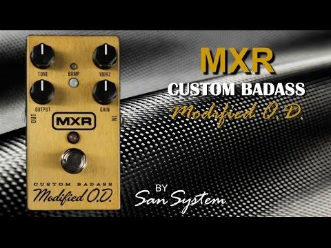 MXR - Custom Badass Modified O.D.