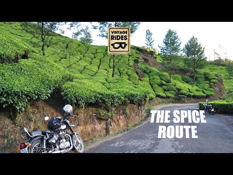 The Spice Route - South India motorcycle trip with a Royal Enfield