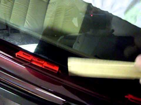 How To Remove Roof Moldings 2008 Honda Accord Youtube