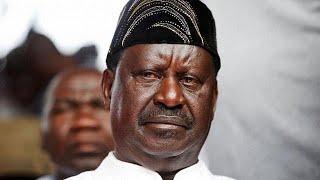 Kenya's opposition leader Raila Odinga named AU envoy