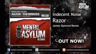 Indecent Noise - Razor (James Dymond Remix) [MA028] OUT NOW!