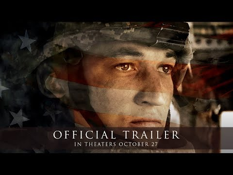 Thumbnail: Thank You For Your Service - In Theaters October 27 - Official Trailer (HD)