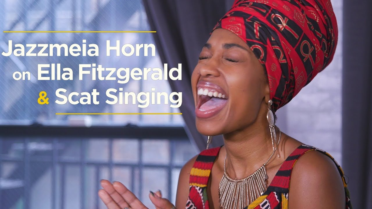Ella Fitzgerald's Signature Singing Style, Explained By Jazzmeia Horn