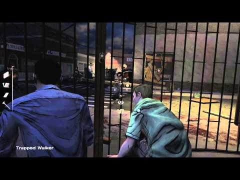 The Walking Dead - Part 5 - Finding the Keys to the Pharmacy