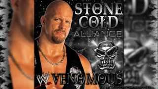 "WWF: ""Stone Cold"" Steve Austin Alliance Theme Song - ""Venomous"" [CDQ + DL] (Cover Contest)"