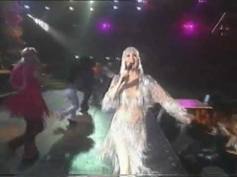 Cher - Take me Home (live at Believe Tour) (1999)