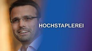 """Hochstapler und ihr unglaubliches Lügenkonstrukt: """"Fake-Ärzte"""" (Raphael Bonelli)"""