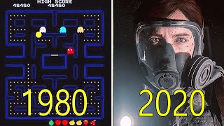 Evolution of Game of the Year Winner 1980-2020