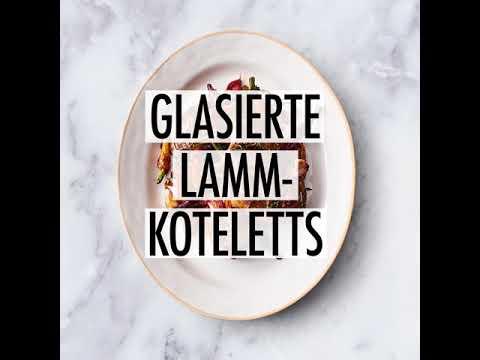 Jamie Oliver Rezept Für Glasierte Lammkoteletts Youtube