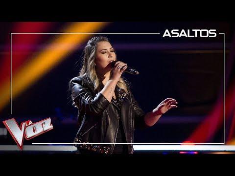 María Espinosa canta 'Corazón hambriento' | Asaltos | La Voz Antena 3 2019