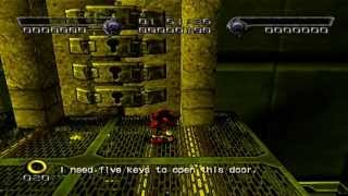 Shadow The Hedgehog - Stage Key Locations Guide (PS2 Version)