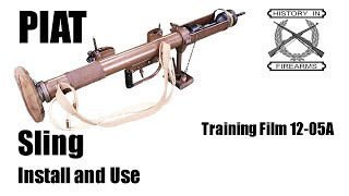PIAT Sling Install and Use (TF 12-05A)