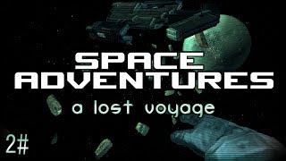 Space Adventures - A Lost Voyage - #2 (Garry