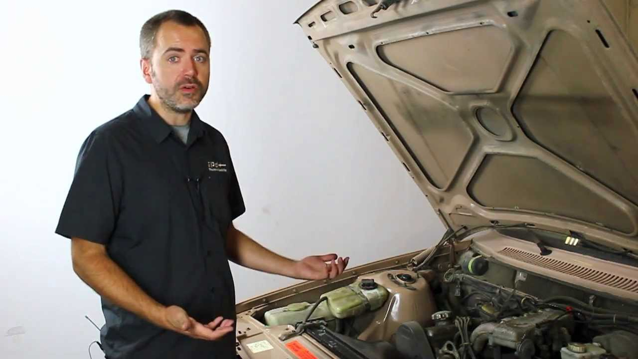 Tune Up Basics for Volvo 200, 700, and 900 with 4 cylinder
