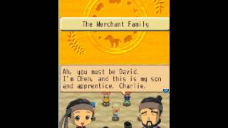 Harvest Moon Island Of Happiness -Introduction - part 1