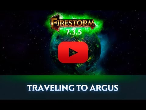 Welcome to Argus P1 Firestorm