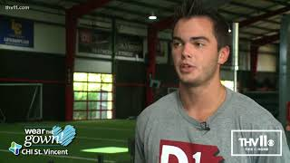KTHV: D1 Helps Athletes Train to Prevent Injuries (WTG)