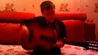 Skillet monster (Видеоурок) з кицькою