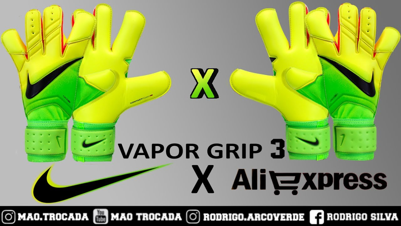 omitir avión jurar  Nike Vapor Grip 3 (Original x Aliexpress) - YouTube