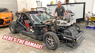 Ruby, Leroy, and the GT500 Return From RACE WEEK! Here's What Needs Fixin + Plans for Leroy!!!